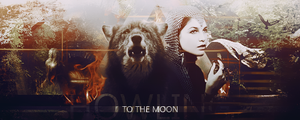 Howling to the Moon by Smilened