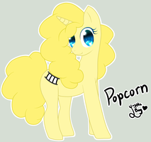 P O P C O R N by oOLITTLECOLTOo