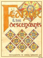 Encyclopedia of Ardan Heraldry by elegaer