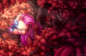 Autumn Nap by Bobdude0