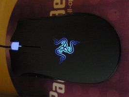 Razer DeathAdder by thefreaks