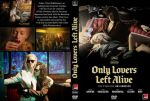 Only Lovers Left Alive DVD cover by Kyukitsune