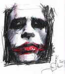 The Joker by Enerki