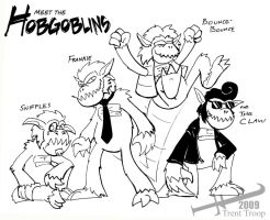 Meet the Hobgoblins by TrentTroop