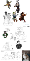 Tumblr Dump February 2015 by neopot39
