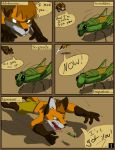 The Rising of Dacius Pg1 by TheBoundlessTibex