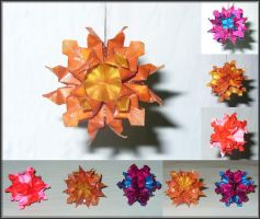 Kusudama by Figuer