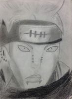 Naruto- Pain lost in darkness by darkanimator97