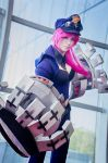 Officer Vi-League of Legends (Skin) by Hoteshi