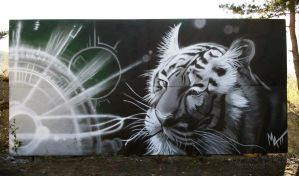 Tigre St Pons by R0-eo
