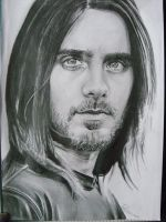 Jared Leto by kol-oil-shira