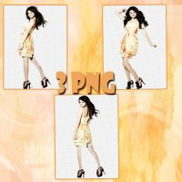 Selena Gomez Png Pack ( 3 Png ) by 26Muge26