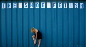 the shoe fetish by melissah