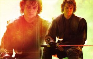 Anakin Skywalker by DetachedSoul