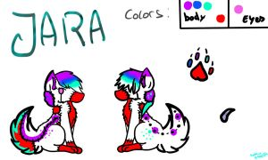 Reference -Jara (old) by Mikufresa