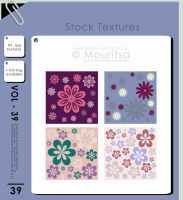 Texture Pack - Vol 39 by MouritsaDA-Stock