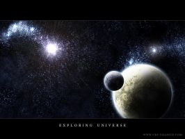 Exploring Universe by crs-graphix
