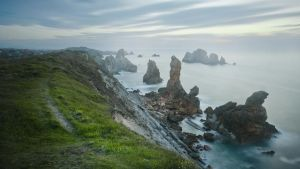 Green coast by MarioGuti