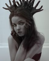 Faun from my own forest by SolMay