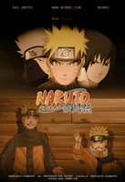 Naruto Poster 1 by abo-amoud