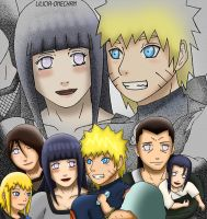 Request: NaruHina Family by Lilicia-Onechan