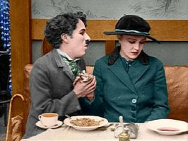 Charlie and Edna Colorized 6 by ajax1946
