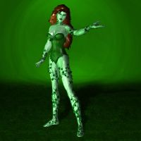 DC Universe Online Poison Ivy Updated by ArmachamCorp
