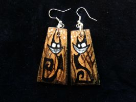 Haloween Edition Earrings by dorashouldprint