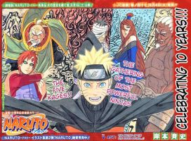 the five kages by batguyz