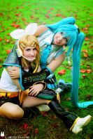 Vocaloid friends S2 by JuTsukinoOfficial