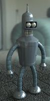 Bender by JackInTheDark
