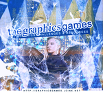 The Graphics Games Advertisement by elizacunningham