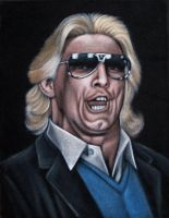 Ric Flair by BruceWhite