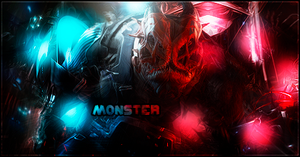 Monster by aSmoTiquE