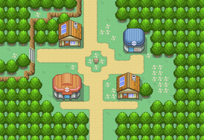 RSE Oldale Town by Pokemon-Diamond