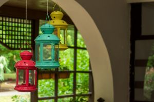 Colored Lamps by sztewe