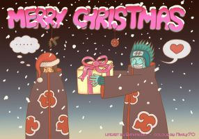 merry christmas COLOR by Nivalis70