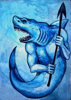 Sharky by elicenia
