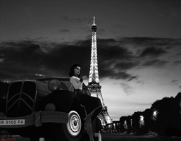 Night In Paris by 47612784612784678128