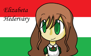 Oh look,it's Hungary. by inuinulovelove