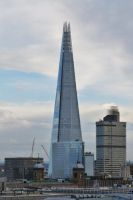 London - The Shard by PhilsPictures
