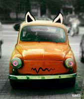 Fiat  mouse by deox87