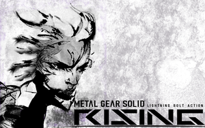 MGS Rising by dpmm07