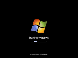 Windows 7 Bootskin with Logo by Vher528