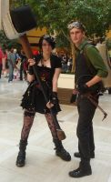 Cosplay Check: Steam Punk by Rhythm-Wily