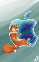 iphone/ipod background commission :OPEN: by jenkstar1