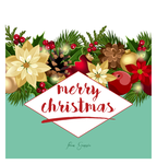 2015 Christmas Card Design - 2 by GENAYNAY