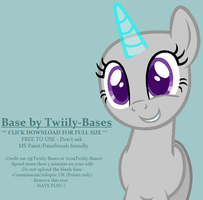MLP Base 286 by Twiily-Bases