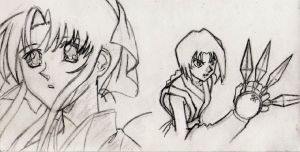 Kenshin Collage Preview by Jyrotika