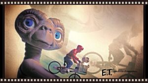 E.T the extra-terrestrial by iFab